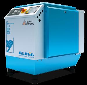 Almig Belt Screw Air Compressor CAS